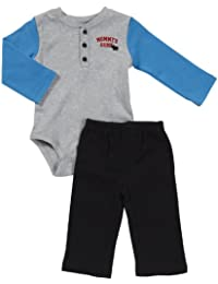 Baby Boys' L/S Bodysuit Set
