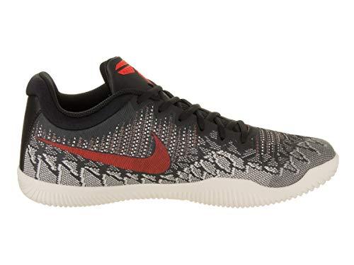Crimson bright De 060 Chaussures Nike Fitness black Multicolore Mamba Rage Homme sail Szw8qp