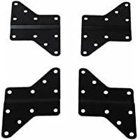 VideoSecu VESA Adapter Plate LED LCD Plasma 3D TV Wall Mount Bracket Extender, Mount Accessory MLEB 1UU