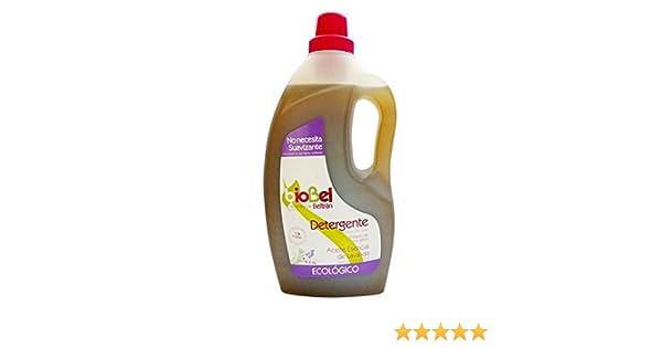 Biobel - Detergente Lquido Biobel 5 Litros: Amazon.es: Hogar
