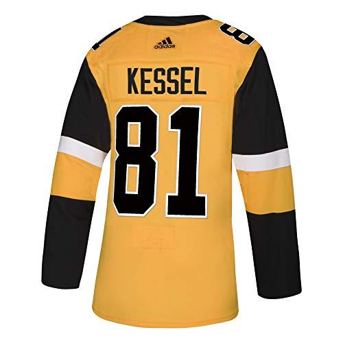 adidas Pittsburgh Penguins Phil Kessel Authentic Alternate Pro Jersey (56/XXL)