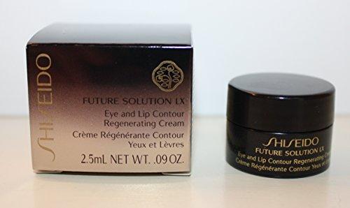 Shiseido Future Solution Lx Eye and Lip Contour Regenerating Cream 2.5ml / ()