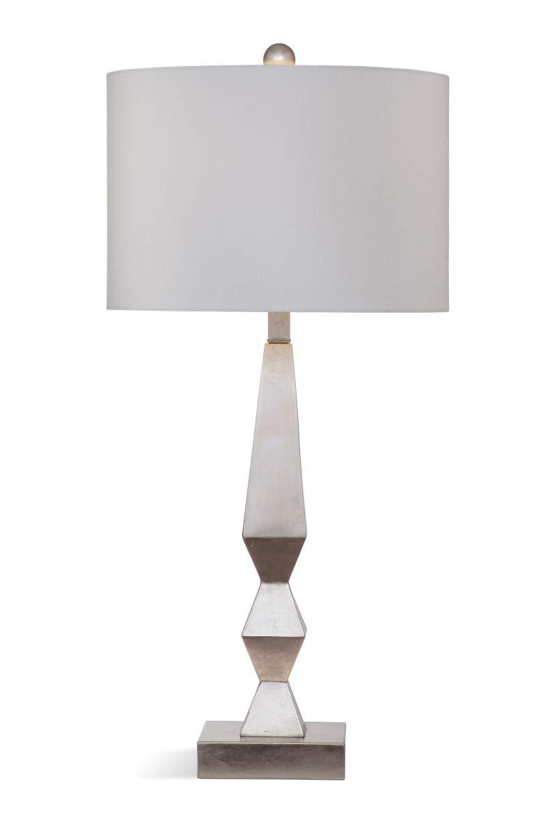 Amazon.com: Bassett Mirror Company Katrina - Lámpara de mesa ...