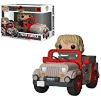Funko Vehicle Pop Rides Jurassic Park