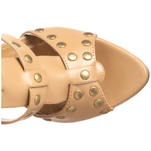 Gladiator Women's Pleaser by Funtasma Sandal Tan Polyurethane 7qwaCC