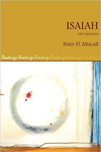 Isaiah (Readings, a New Biblical Commentary)