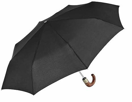 Paraguas Cacharel abre y cierra negro