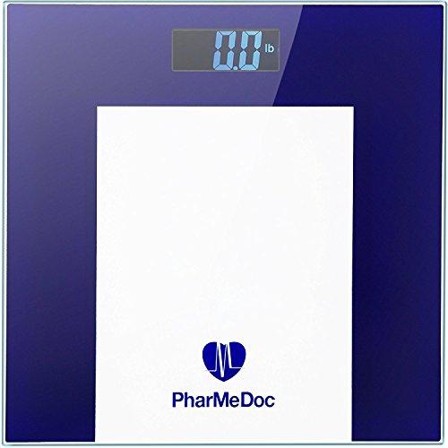 PharMeDoc Digital Bathroom Weight Scale