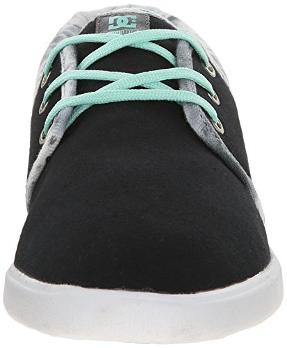 DC Women's Haven SP Skate Shoe, Black Print, 7.5 M US