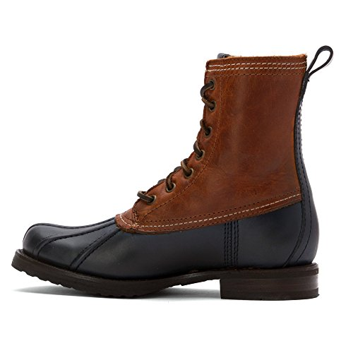 Frye Womens Veronica Duck Boot Navy Multi