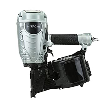Hitachi NV90AGS 1-3/4-Inch to 3-1/2-Inch Coil Framing Nailer ...