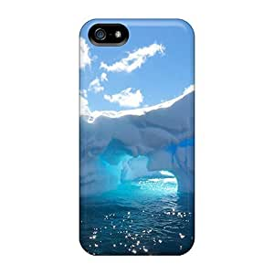 phone covers Case Cover Protector For iPhone 5c Tunnel To White Case