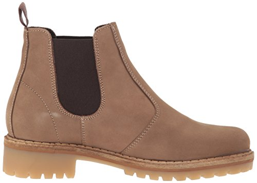 Dkbrown amp; Calia Elastic Nubuck Boot Women's Chelsea Oil Taupe Co Bos Z06dxwnUqU