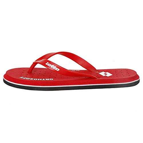 6811a9cd5706 Lotto Men s Ortho Soft Flip Flops Thong Sandals  Buy Online at Low Prices  in India - Amazon.in