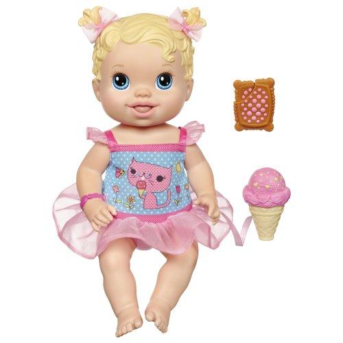 baby alive ice cream doll - 4