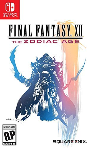 Final Fantasy XII The Zodiac Age - Nintendo Switch (Ps3 Final Fantasy System)