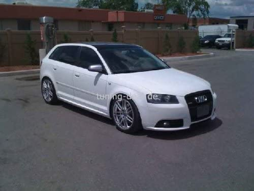 A3 Sportback 8PA Spoiler Posteriore RS3 Look