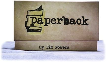 Tim Fowers Paperback - The Card Game