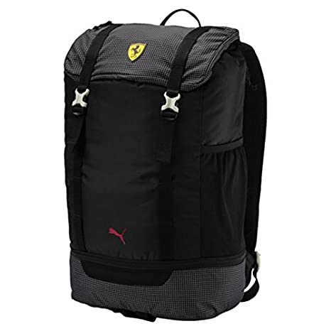 43dc02561cc2 Puma Sf Fanwear Night 27 Ltrs Black Casual Backpack (07516601)  Amazon.in   Bags