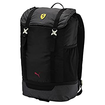 Puma Sf Fanwear Night 27 Ltrs Black Casual Backpack (07516601)  Amazon.in   Bags, Wallets   Luggage 39d2bf612f