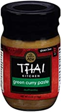 Amazing Thai Kitchen Green Curry Paste, 4 Ounce (Pack Of 6) Gallery
