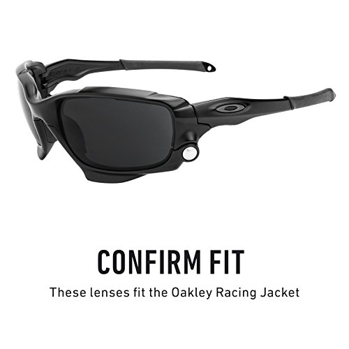de Asian Fit Racing Oakley Verres pour Jacket rechange AYwHndqn0T