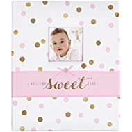 Carter's Pink and Gold Polka Dot My First Years Bound...