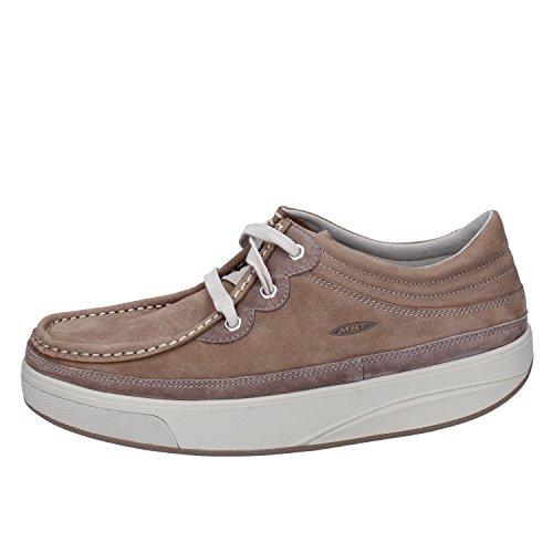 37 Brown Fashion Womens Sneakers EU Nubuck MBT FUXtqwdt
