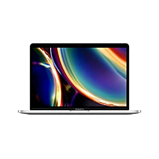 Apple MacBook Pro with Intel Processor (13-inch, 16GB RAM, 512GB SSD Storage) - Silver