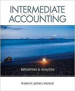 Amazon Com Intermediate Accounting Reporting And Analysis 9781337788281 Wahlen James M Jones Jefferson P Pagach Donald Books