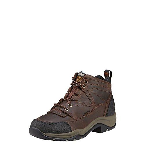 - ARIAT Women's Terrain H2o Waterproof Boot Copper 7.5 W US