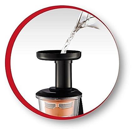 Moulinex Infiny Juice ZU255B - Licuadora de tecnología de prensado ...