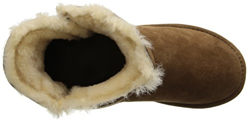 Bootees Hickory Warm Braun Rosie Boots Lined Women's Bearpaw 220 Ii Shaft and Short 8OxvqpwE