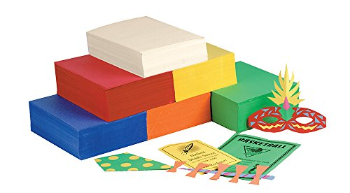 Becker's School Supplies Bulk Construction Paper, 12