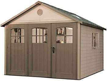 Lifetime 11 x 18.5 ft. Outdoor Storage Shed