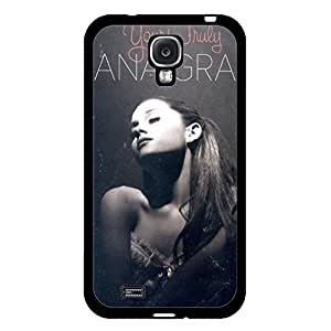 Samsung Galaxy S4 I9500 Case Cover Attractive Retro Stylish Singer Actress Designed Ariana Grande Phone Case Cover Pop Star Ska