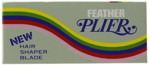 Feather Plier Razor Blades
