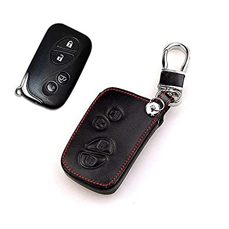 Amazon.com: Negro Key Funda chamarra sin llave Clicker ...
