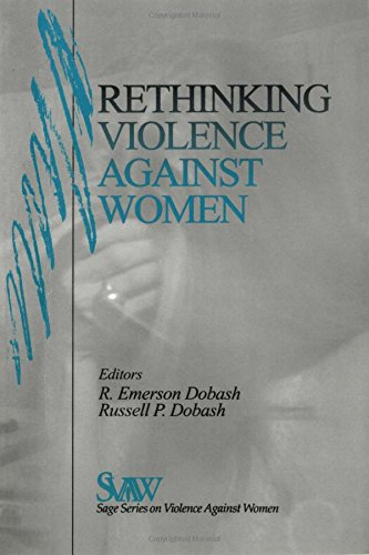 Rethinking Violence against Women (SAGE Series on Violence against Women)
