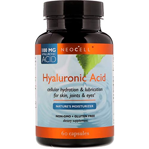 affordable NeoCell - Hyaluronic Acid - 60 Capsules (Packaging May Vary)