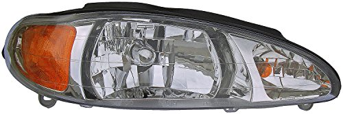 Dorman 1590251 Passenger Side Headlight Assembly For Select Ford / Mercury Models