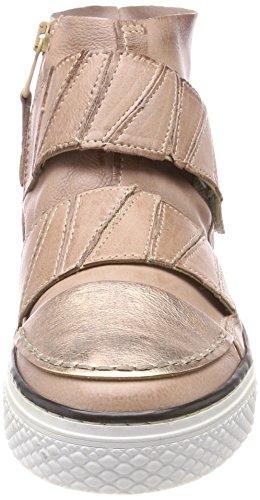 Mjus Vrouwen 807201-0101-6328 Hoge Sneaker Roze (pink)