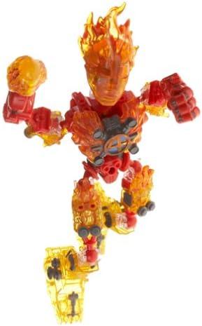 Human Torch Super Tech Hero Megabloks 01918W Solid Pack