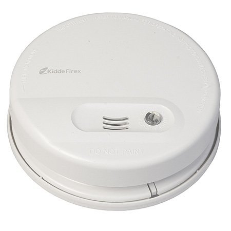 Kidde Firex - Alarma de ionización con batería de reserva ...