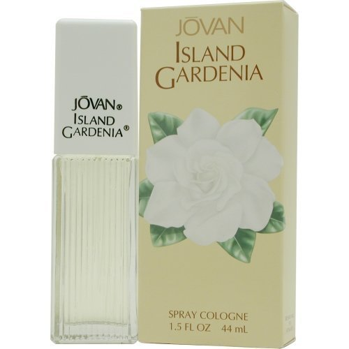 JOVAN ISLAND GARDENIA by Jovan COLOGNE SPRAY 1.5 OZ (Package Of 2)