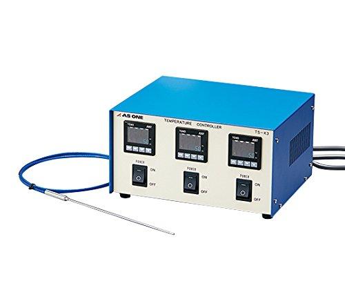 アズワン1-5724-01フリー電源デジタル温度調節器K熱電対×3 B07BD2W8X4