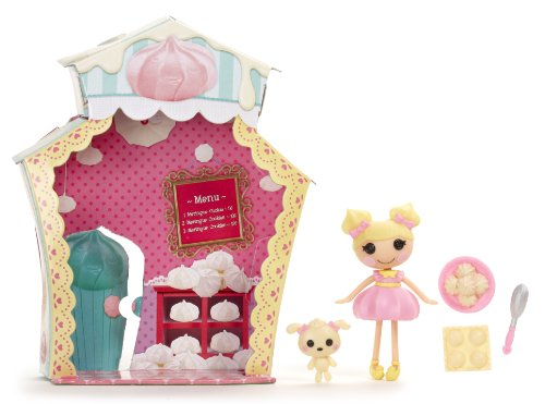 Lalaloopsy Mini Doll, Dollop Light-N-Fluffy