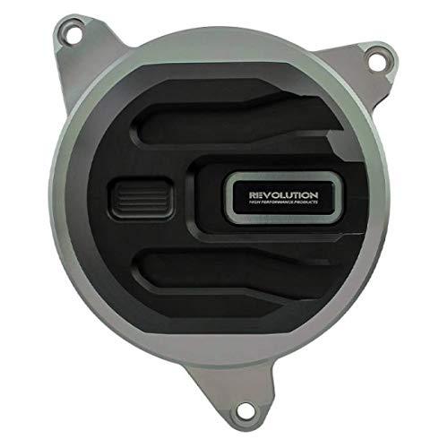 ホンダ フォルツァ MF13 REVOLUTION クランクケース カバー シルバー 4206075283   B07GNG9S81