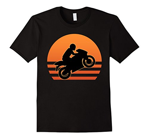 Super Bike Wheelie Shirt Motorcycle Championship Racing Tee