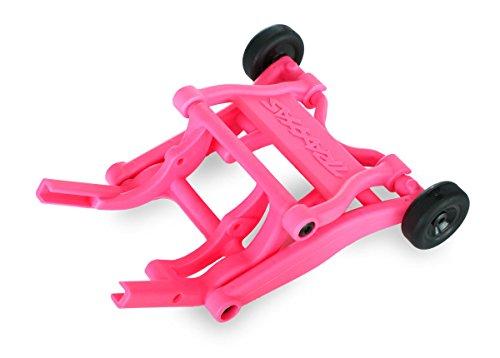 Traxxas Rustler Wheelie Bar (Traxxas 3678P Wheelie Bar Assembly for 2WD Electric Vehicles, Pink)